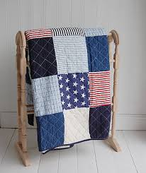 Boys bedroom - A stars and stripes quilt & Stars and Stripes Quilt Adamdwight.com