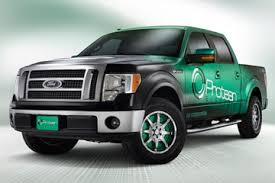 electric car motor horsepower. Plain Motor The Protean F 150 EV Has No Engine However It Does Have Four In With Electric Car Motor Horsepower