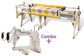 Block-RockiT Mid-Arm Machine Quilter - KathyQuilts.com & Block RockiT 15 - Stitch Regulated Machine Quilter Adamdwight.com