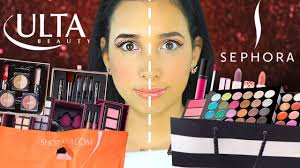 sephora collection vs ulta collection brutally honest review mar