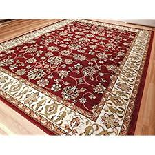 large 8x11 area rug for living room red 8x10 extra large red area rug
