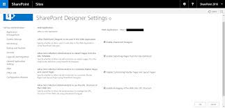 Sharepoint Designer There Is No Sharepoint Designer 2016 So Heres How To Use