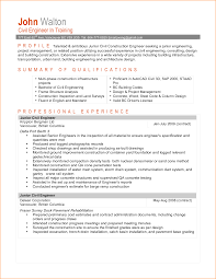 Resume Project Manager Junior Therpgmovie