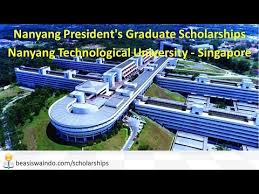 Image result for images for Nanyang President's Graduate Scholarships
