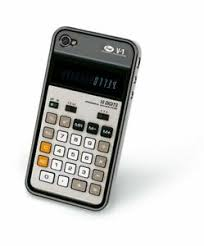 Details About Re Cover Old School Calculator Iphone 4g Case