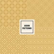 Asian Patterns Beauteous Asian Pattern Vectors Photos And PSD Files Free Download