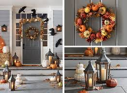 How To Decorate For Fall In 3 Easy Steps  Hooked On HousesPottery Barn Fall Decor