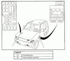 Isuzu rodeo fuse box layout wiring diagrams schematics isuzu trooper 2000 blower fan not working changed