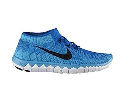 nike running shoes for men blue. amazon.com | nike free 3.0 flyknit men round toe synthetic running shoe road shoes for blue