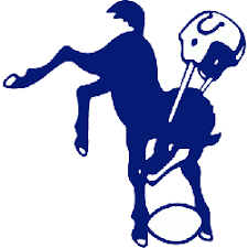 Indianapolis Colts Primary Logo | Sports Logo History