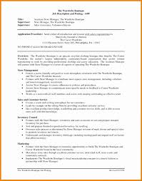 Awesome Collection Of Merchandise Manager Resume Sample Beautiful