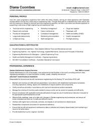 Aviation Resume Templates Myacereporter Com Myacereporter Com