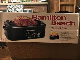 countertop roaster oven new rotisserie recipes
