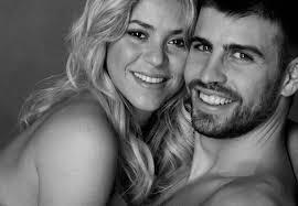 Gerard Pique and Shakira HD Wallpaper #378 - Gerard-Pique-and-Shakira