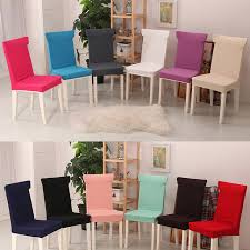 knitting elastic stretch spandex jacquard chair covers for weddings holiday kitchen dining room chair seat