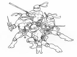 Small Picture Ninja Turtle Coloring Pages 2016 Best Coloring Page 2017 Coloring