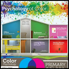 Color Psychology Bedroom the psychology of room color the b line broker