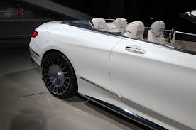 2018 maybach benz. delighful maybach maybach first look 2017 mercedes s650 cabriolet automobile magazine    on 2018 benz p