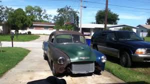 52 Chevy coupe 1st ride - YouTube