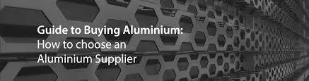 Aluminum Filler Rod Selection Chart Guide To Buying Aluminium How To Choose An Aluminium Supplier