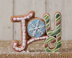 gingerbread joy sign Matching standing Christmas .