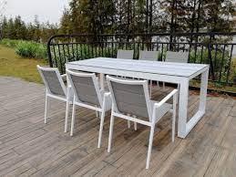 aluminum garden dining outdoor