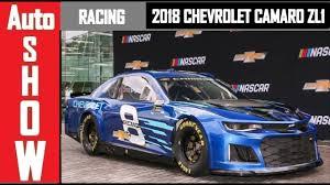 2018 chevrolet nascar race car. interesting nascar 2018 chevrolet camaro zl1 nascar  race car auto show inside chevrolet nascar race car