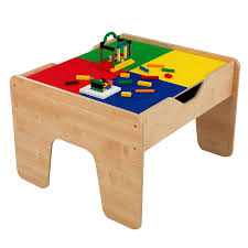 kidkraft natural rectangular kid s play table