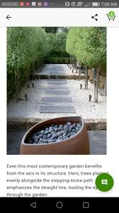 Pin by Hilary Simpson on Exterior 116   Stepping stone paths, Stone path,  Benefits of gardening