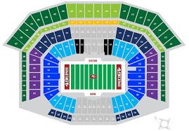 Charlotte 49ers Football Seating Chart Buy Sell San Francisco 49ers 2019 Season Tickets And