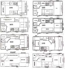 rv floor plans. Tremendous 13 Design Your Own Rv Floor Plan Classic Cruiser Travel Trailer Floorplans Small Picture Plans