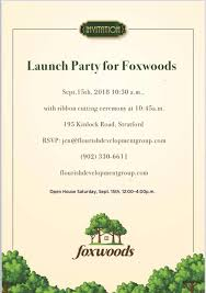Grand Opening Invitations Foxwoods Grand Opening Invite You To Come Flourish