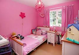 Pink Curtains For Girls Bedroom Colourful Cute Bedroom Ideas For Small Rooms With Pink Wall