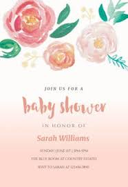 baby shower invitations for girls templates free baby shower invitation templates for girls greetings island