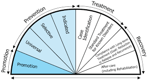 prevention of substance abuse and mental illness  continuum of care