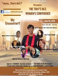 That's M.E. Women's Conference - 30 JUN 2018