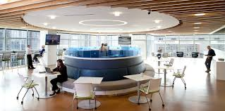 new office designs. Plain New HOK Workplace Benchmarking Report Financial Services With New Office Designs