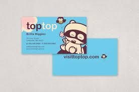 Cute Kids Apparel Business Card Template A Childrens Apparel