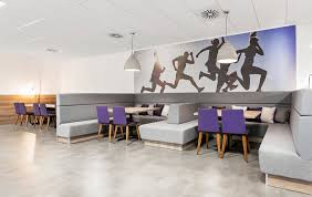 cool office interiors. Breakout Space Design. Cool Office Interiors