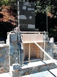 cinder block outdoor fireplace designs with regard to how build an blocks plan 2 building steel building an outdoor fireplace