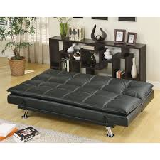 coaster furniture  contemporary futon sleeper sofa bed in