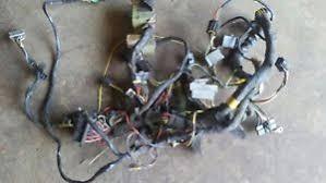88 92 dodge ram ramcharger dash wiring harness ebay 1990 ramcharger wiring harness image is loading 88 92 dodge ram ramcharger dash wiring harness