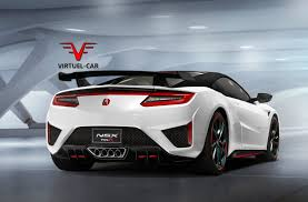 2018 honda nsx price. simple honda 2017 acura nsx typer rear 1 and 2018 honda nsx price