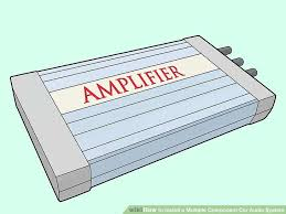 ways to install a multiple component car audio system wikihow image titled install a multiple component car audio system step 2