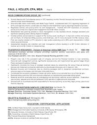 Resume Sample Sample Financial Reporting Manager Resume Resume