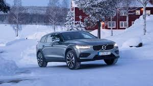 Volvo V60 Colour Chart 2020 Volvo V60 Cross Country Lands With 46 095 Starting