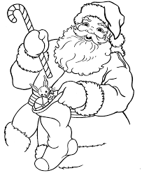 Small Picture Print Coloring Pages Christmas Coloring Pages