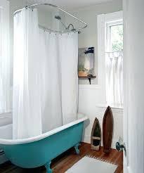 clawfoot bathtub bathroom ideas a vintage bathtub painted turquoise is a great idea to add a clawfoot bathtub bathroom ideas