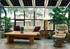 Image of: Sunroom Pictures Decorating