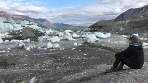 Video By The Lake Researchers Get Rare Time Lapse Video Of Glacial Lake Flood
